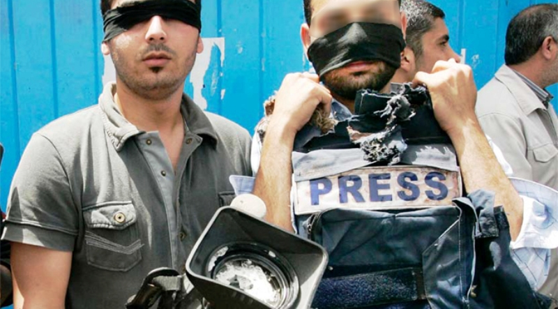Gaza : Le Hamas menace les journalistes