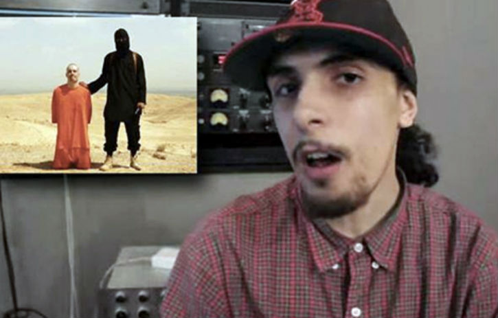 Abdel Bary, l'ancien rappeur assassin du journaliste américain Foley