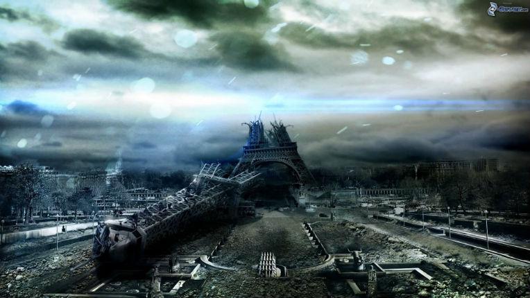 Etat islamique « Nous voulons… Paris avant Rome… Après que nous aurons fait sauter votre Maison Blanche, Big Ben et la Tour Eiffel »