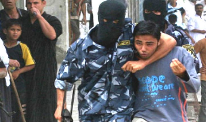Le porte parole du Hamas attaqué par les gazaouis