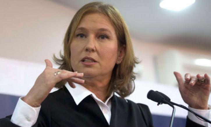Tsipi Livni convoquée par Scotland Yard à Londres