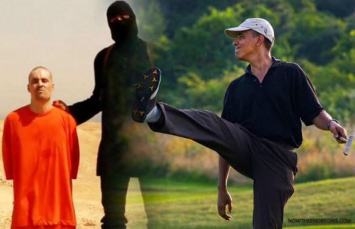 Hamas, Etat Islamique, Ferguson : l'abomination Obama