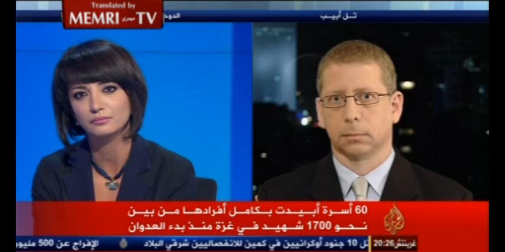 Heurt entre une journaliste d'Al-Jazeera et un porte-parole israélien sur la responsabilité des victimes civiles à Gaza