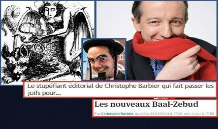 Le Magazine L'Express criminalise les Juifs de France !