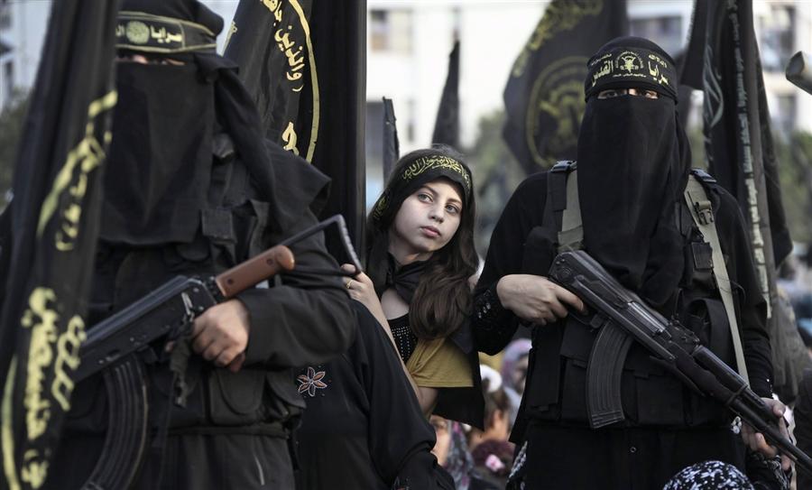 Une mère condamnée à 10 ans de prison pour être partie en Syrie avec ses 5 enfants