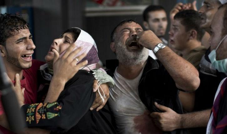 Les policiers du Hamas ont exécuté des dizaines de Palestiniens sur place