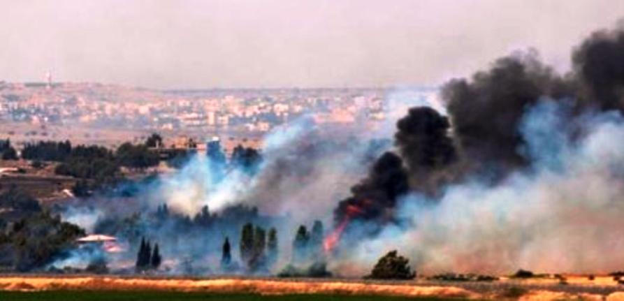 Tsahal ordonne l'évacuation de la zone frontalière avec la Syrie