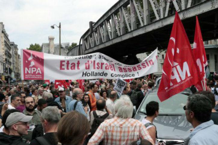 Pour la gauche française, ce qui compte ce n'est pas la victime c'est le bourreau