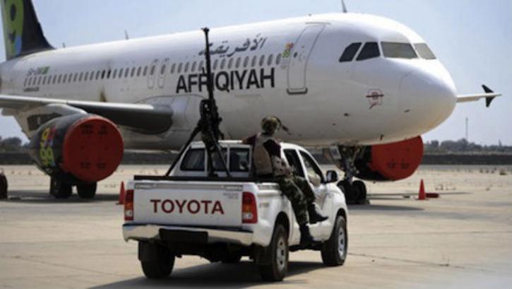 Menace terroriste : 11 avions de ligne libyens portés disparus