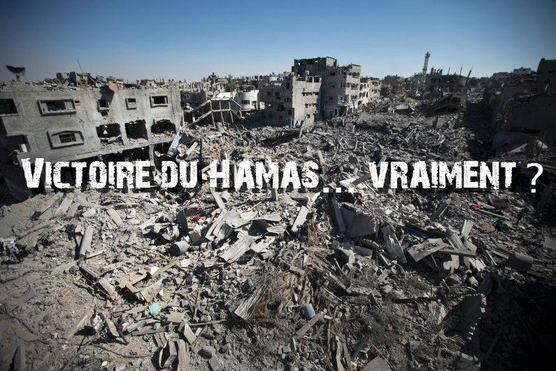 Souhaitons au Hamas d'autres « victoires » de ce genre ! par Jonathan-Simon Sellem