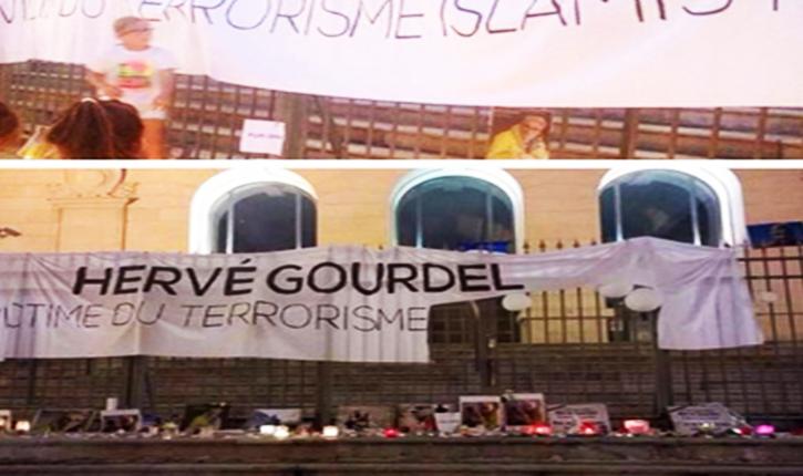 Scoop – Nice: des pro-palestiniens assassinent une seconde fois Hervé Gourdel