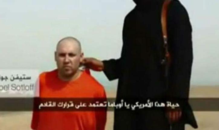 Nouvelle décapitation d'un journaliste par les islamistes !