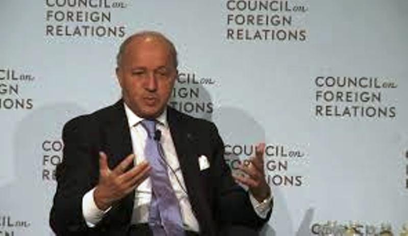 La blague de Fabius devant le Council of Foreign Relations ….Hummm