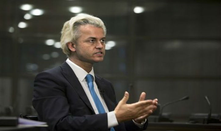 Pays-Bas : Geert Wilders veut faire signer une déclaration anti-charia aux Hollandais avec un passeport d'un pays islamique