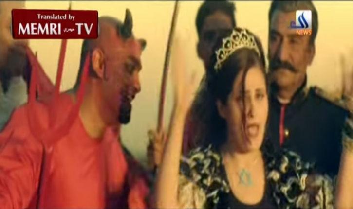 Satan et une Juive engendrent l'Etat islamique dans une satire de la télévision irakienne (vidéo)