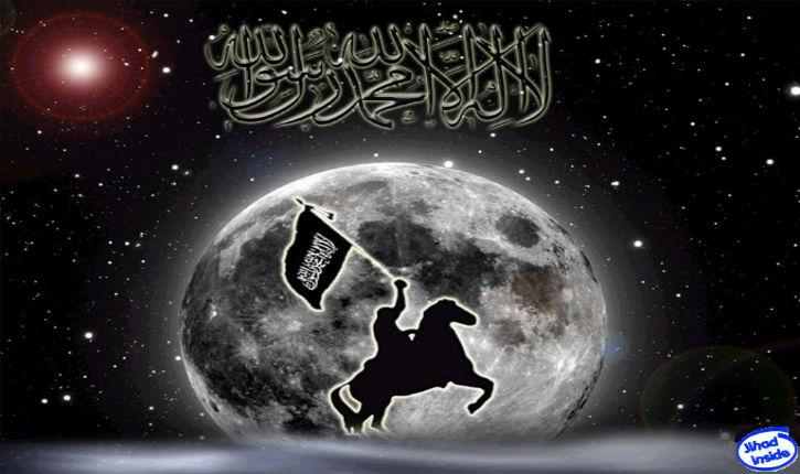 Israël et les USA sont des prétextes  pour justifier et masquer une violence de domination l'Islam: démonstration historique