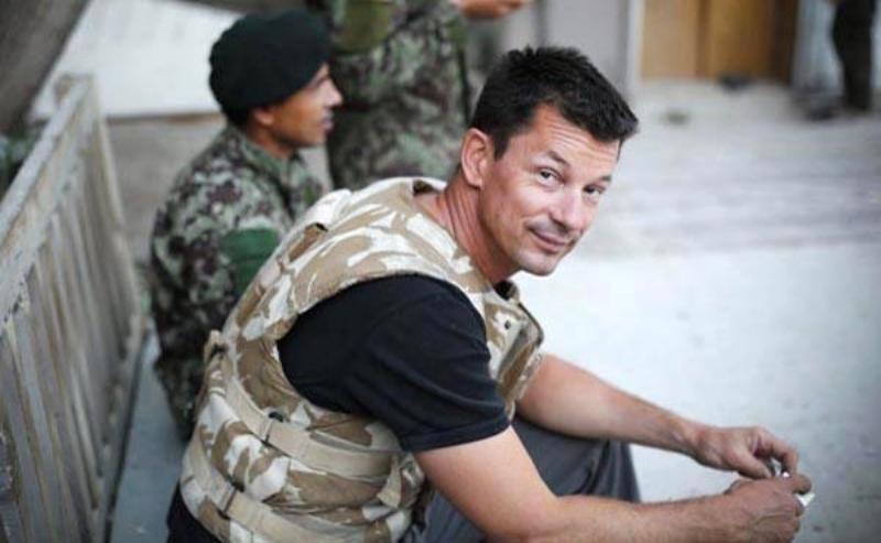L'Etat islamique diffuse une vidéo du journaliste britannique otage John Cantlie
