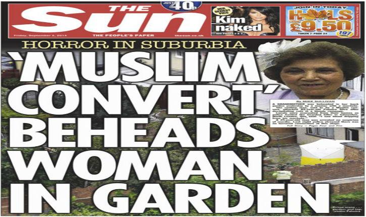 Une femme de 82 ans décapitée à Londres par un Noir converti à l'Islam