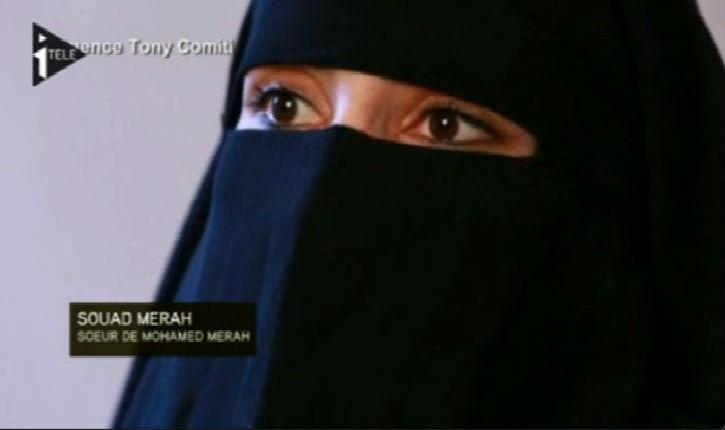 Trois djihadistes présumés, dont le mari de Souad Merah, arrêtés en France (vidéo)
