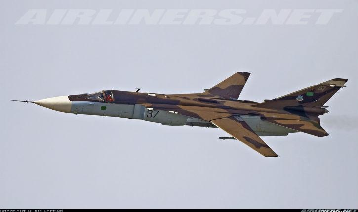 L'armée israélienne abat un avion de chasse syrien au-dessus du Golan