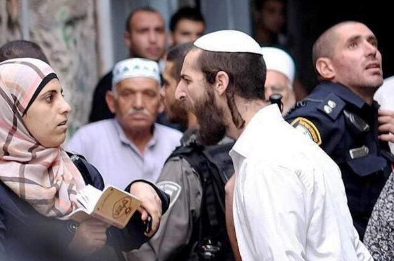 Pallywood s'attaque  au Mont du temple : l'homme juif et sa juste colère (Vidéos)