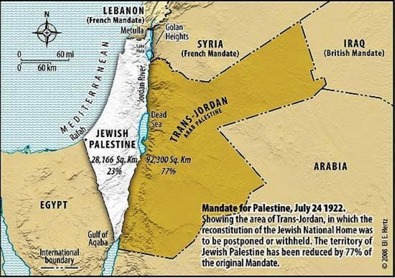 Alors que la France menace Israël en cas « d'annexion », un rappel s'impose : en 1947, les Arabes refusaient la création d'un Etat en Palestine. Depuis, en droit ils sont des occupants illégaux