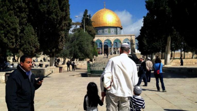 Jérusalem : Les Juifs enfin autorisés à prier sur le Mont du Temple pour tisha beav. Vidéo en direct