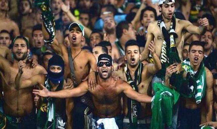 Les supporters du club de Casablanca scandent des louanges à l'Etat islamique et au Jihâd (vidéo)