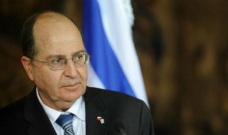 Moshe Ya'alon: «L'Occident ne comprend pas le Moyen-Orient»
