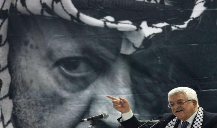 Mahmoud Abbas : «C'est notre Al-Aqsa et notre lieu saint, les juifs n'ont pas le droit d'entrer et de le désacraliser»