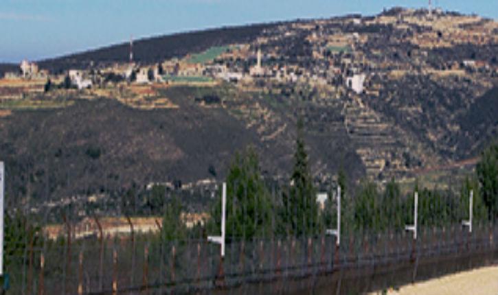 Alerte info : Une explosion a blessé 2 soldats israéliens à la frontière libanaise
