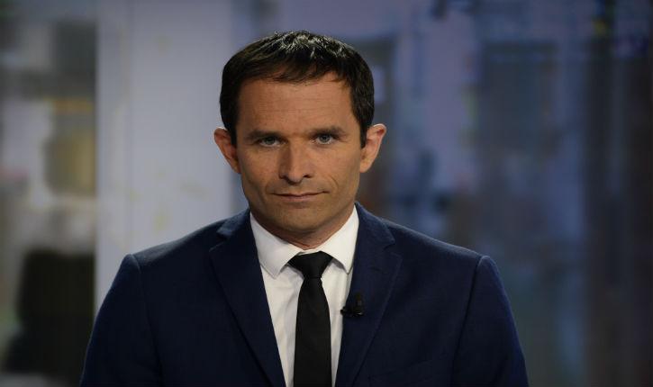 Benoît Hamon dépose une proposition pour la reconnaissance d'un Etat palestinien