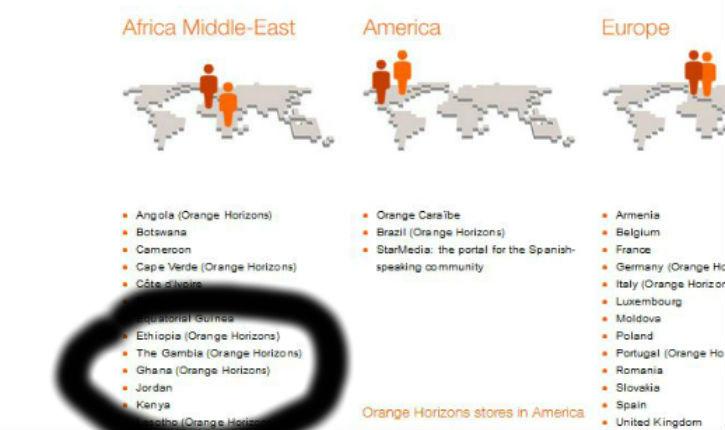 Orange profite de l'intelligence israélienne mais a honte de mentionner qu'il y est opérateur, la suite !