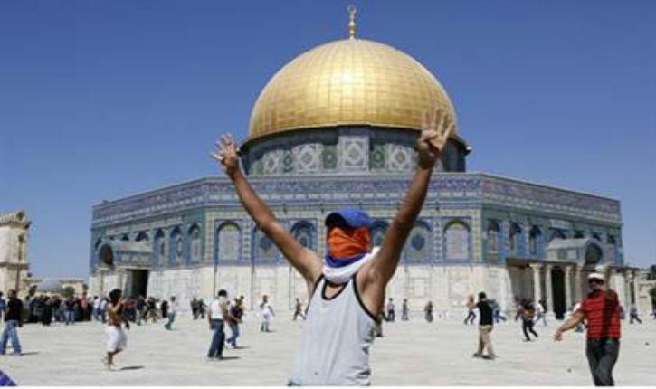 Esplanade du Temple: des juifs attaqués par des membres du Waqf…pour quelques olives!