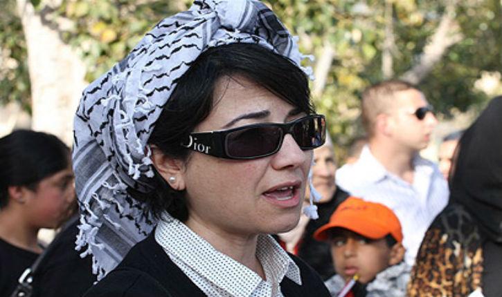 «Les soldats israéliens plus terroristes que l'Etat islamique» (députée israélienne arabe Zoabi)