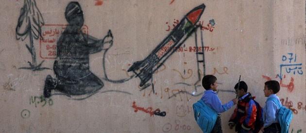 Les «devoirs» des écoliers palestiniens par Jean-Paul Fhima