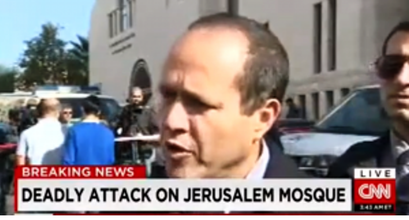 """La """"gaffe"""" de CNN titrant «massacre dans une mosquée» au lieu d'une synagogue, sème la confusion et signe la décrépitude morale et éditoriale de la Chaîne. (Vidéo)"""