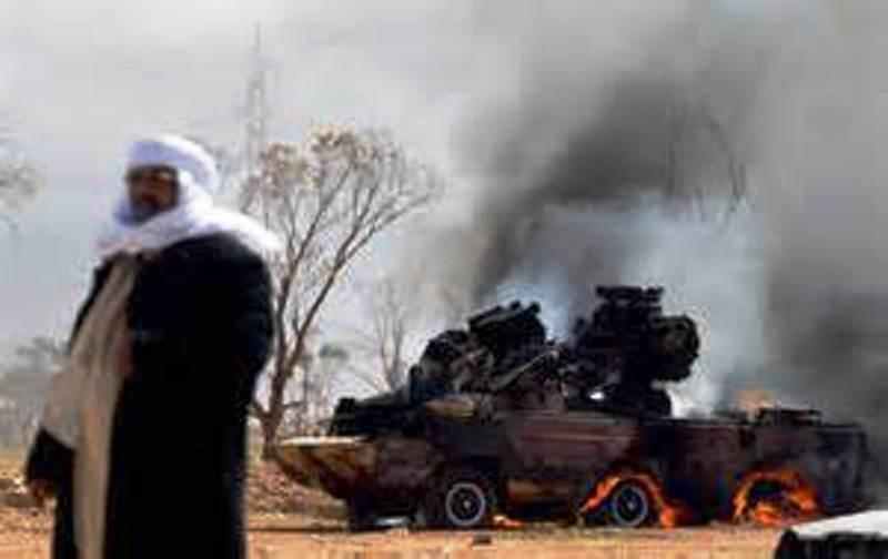 Lutte contre le jihad mondial: mais où est passée l'invincible armada?