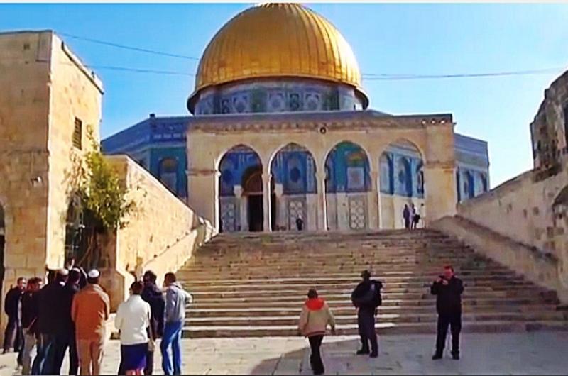 Jérusalem, Coronavirus: la mosquée al-Aqsa et le Dôme du Rocher vont fermer leurs portes