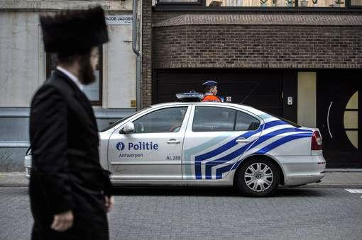 Belgique : un juif poignardé dans la rue et grièvement blessé à Anvers