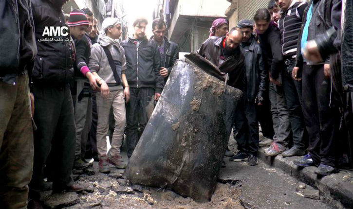 Syrie: pas de pause pour les raids du régime, dans l'indifférence internationale