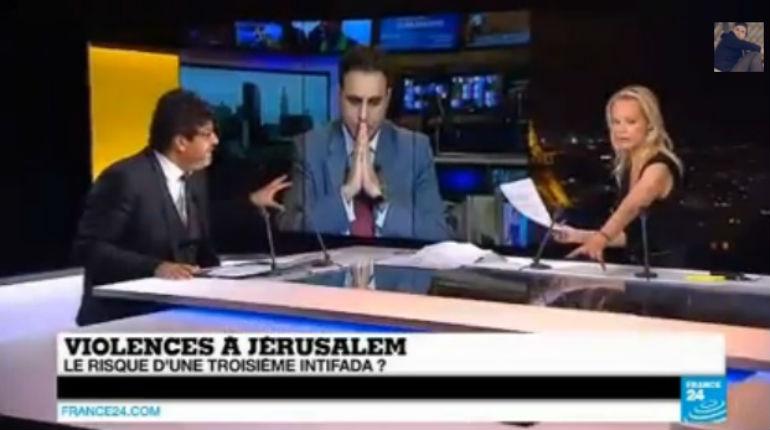 Vidéo: Débat sur France 24 entre Meyer Habib et un colon palestinien avec la complaisance d'une journaliste pro-palestinienne !