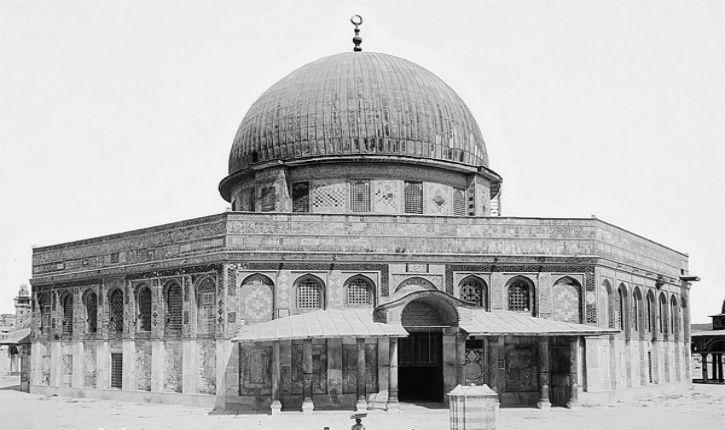 Le délabrement du mont du Temple sous contrôle jordanien, 1954  (vidéo)