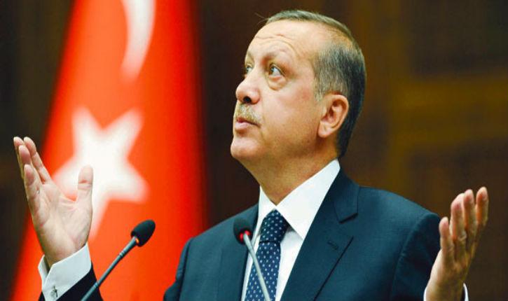 Selon le président islamiste Erdogan: «Les musulmans ont découvert l'Amérique, pas Christophe Colomb»