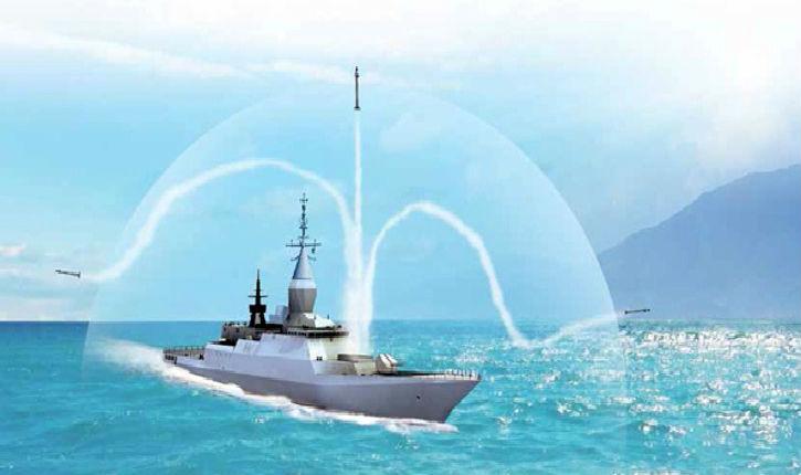 Israël présente une version navale du Dôme de fer