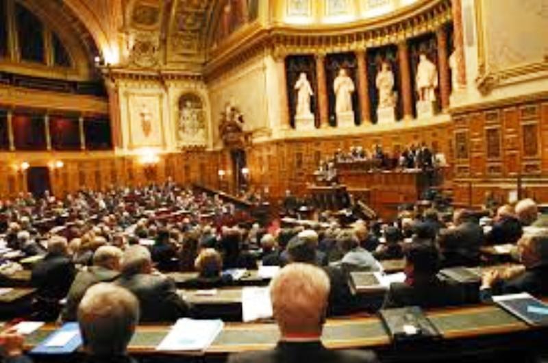 A propos d'une reconnaissance d'un Etat de Palestine : Charles Meyer, Vice-Président de France-Israël s'adresse à Gérard Larcher, Président du Sénat.
