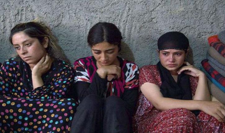C'est jour de marché aux esclaves Yézidies dans l'Etat islamique… (vidéo)