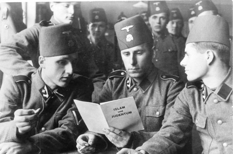 Avant Mohamed Merah, il y a eu un autre pro nazi : Mohamed el-Maadi.Par Jean Vercors