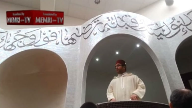 Sermon du vendredi en France : «Il est interdit aux musulmans de célébrer Noël et le Nouvel An»