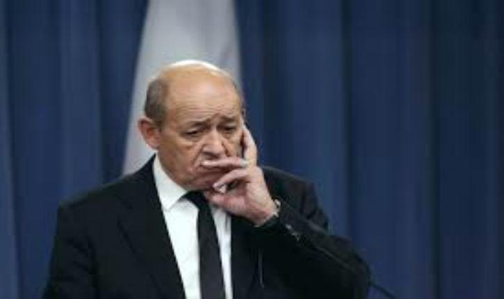 Jean-Yves Le Drian a été catégorique : «Ils ne seront pas rapatriés en France dans la mesure où ce sont des combattants»
